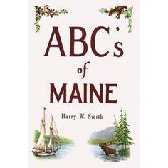 """Harry W. Smith """"ABCs of Maine"""""""