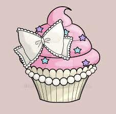 DeviantArt: More Like Cupcake tattoos by RayneColdkiss Cupcake Tattoo Designs, Cupcake Tattoos, Cartoon Cupcakes, Cute Cupcakes, Cat Tattoo, Tattoo Drawings, Pretty Tattoos, Cool Tattoos, Tatoos