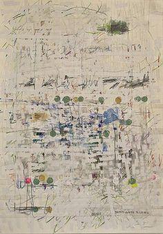 ArtPropelled | Josias Scharf, 'Love Letters'