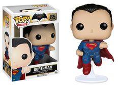 Funko Pop Heroes Batman vs Superman - Superman Vinyl Figure #85