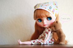my sweet Klara