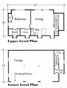 Convert Garage Into Apartment Plans Google Search