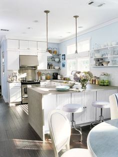 93 Kitchen Designs - Ideas for Country Kitchens Decorating and Pictures - Country Living