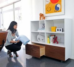 roh bookshelf by spot on square