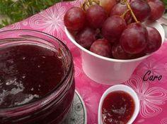 Es temporada de uvas...Mis favoritas: Las rosadas y cuanto más grandes mejor!!! Mi papá fue al mercado y me las trajo...El resultado fue m...