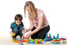 Early Intervention SLP Lacie Morise shares four pointers to help parents understand the importance (and definition) of unstructured play.
