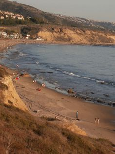 Crystal Cove California