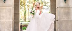 Wedding dress is one of the main dress in woman's life. For brides who are looking for a bridal gowns that is lovely we suggest simple wedding dresses.