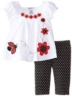 Kids Outfits Girls, Toddler Girl Dresses, Girl Outfits, Little Girl Fashion, Toddler Fashion, Kids Fashion, Baby Sewing Projects, Sewing For Kids, Bebe 1 An