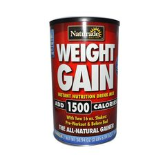 Enjoy Naturade Weight Gain Vanilla - 40 oz every day at these amazing prices! Naturade Weight Gain Vanilla Description: Amplify Caloric Intake 21 grams of Carbs Weight Gain Drinks, Gain Weight Fast, How To Lose Weight Fast, Weight Loss, Losing Weight, Weight Routine, Lose Water Weight, Keto Diet Vegetables, Ketogenic Diet Starting