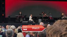 Elton John Bennie and the Jets Live in London  Elton John performing Bennie and the Jets live in Twickenham near London