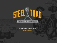 Opening soon in Olympic Village! [Steel Toad BrewPub | Vancouver BC]