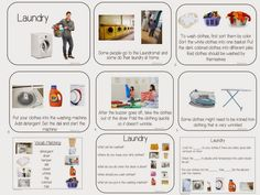 Functional Life Skills: Laundry Lessons & Apps