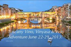 Tuscany trip June 22-29, 2013