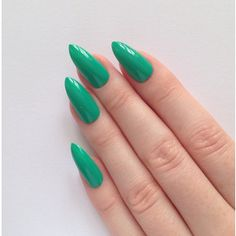 green false nails - Google Search