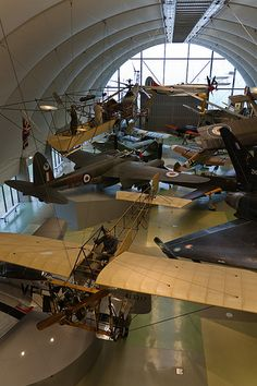 One of those places I want to visit-Royal Air Force Museum, London