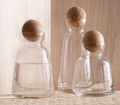 Scandia Modernist Design Water Carafe | Available from NOVA68.com Modern Design