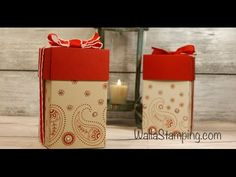 Paisley Gift Box