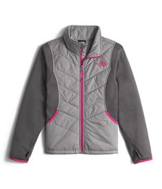 GIRLS' MAK FULL ZIP JACKET | United States