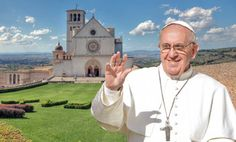 Image from http://www.papaboys.org/wp-content/uploads/2013/08/assisi-basilica-papa-francesco.jpg.