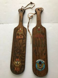 Good used condition with scratches, wear, etc. University Of Rochester, Indiana University, Frat Style, Fraternity Paddles, Greek Paddles, Eastern Star, Alpha Kappa Alpha, Derby Day, Sigma Kappa