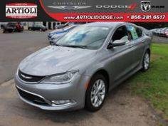 All New 2015 #Chrysler200