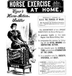 Before the ergometer there was...