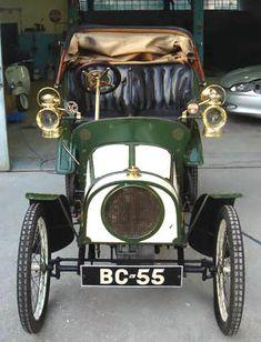 OTAV 5hp (Castagna) Vintage Cars, Antique Cars, Coach Builders, Automobile, Italy, Car, Motor Car, Autos, Italia