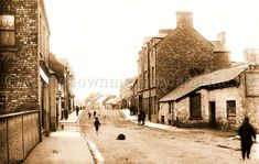 Ballyclare Memory lane with precious memories Historical Images, Local History, Northern Ireland, Main Street, Origins, Old Photos, Beautiful Places, Memories, Artwork