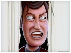 Heeeere's Woody!