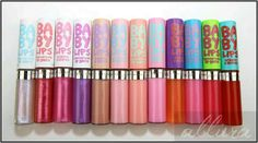 Baby Lips for Maybaline New York New colection