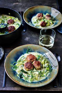 Healthy Recepies, Quick Healthy Meals, Super Healthy Recipes, Vegan Recipes, Bio Food, I Want Food, Pesto, Dinner Side Dishes, Food Inspiration