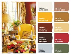 Chip It By Sherwin Williams French Country Colors Paint