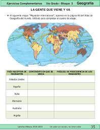 Libro De Atlas 6 Grado 2020 Pagina 85 Implicaciones Economicas Del Crecimiento Poblacional Geografia Sexto De P En 2021 Educacion Basica Catalogo De Libros Geografia