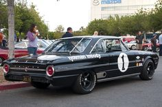 1963-1/2 Ford Falcon Sprint by Holman & Moody - Google Search