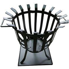 Metal Welding, Welding Art, Metal Fire Pit, Fire Pits, Black Phillip, Fire Basket, Wedding Lighting, Rocket Stoves, Smokers