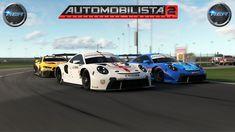Automobilista 2 Replay # Porsche 911 RSR GTE @ Daytona
