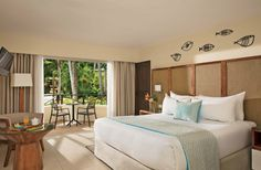 Escape to this immaculate Deluxe Tropical View at Sunscape Dominican Beach in Punta Cana!