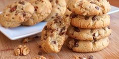 Avec Plaisir - Strana 14 z 18 - Pečení s radostí Brownie Cookies, Chocolate Cookies, Czech Recipes, Cake & Co, Nutella, Baking Recipes, Sweet Recipes, Sweet Tooth, Sweet Treats
