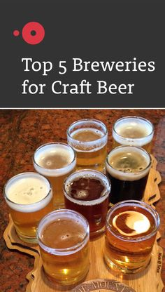 Thirsty for some quality draught craft brews? Check out five top brewery restaurants which serve delicious food that pairs perfectly with a pint of beer.