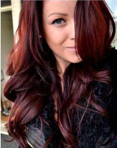 Dark+Auburn+Hair+color