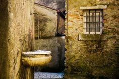 ''La fontanina Misteriosa '' - Seravezza