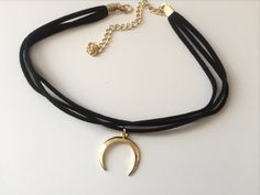 """Choker Necklace Chocker Necklaces 12"""" approx + Extention Pendant 1"""" approx"""