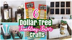 Sharing 6 Dollar Tree DIY Tumbling Tower Crafts or how I like to call them, Dollar Tree generic jenga! These are all affordable DIY's and easy crafts to do a. Crafts To Do, Diy Craft Projects, Diy Crafts, Wood Projects, Dollar Tree Decor, Dollar Tree Crafts, Vinyl Platten, Dollar Tree Organization, Diy Organization
