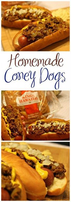 This blog post was sponsored by KING'S HAWAIIAN® but the opinions are all my own. #KHGameTime I feel like an awesome coney dog is an absolute essential for game day, whether you're watching from home with friends and family or tailgating. A Coney Island Hot Dog is not a simple chili dog; it's something different …Read more...