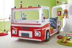 Maxbedden Kinderbed Brandweer SOS 112