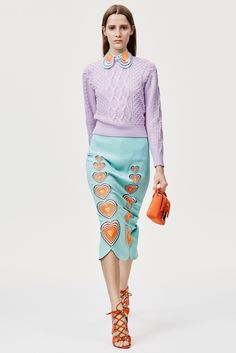 Christopher Kane Resort 2016 - Collection - Gallery - Style.com