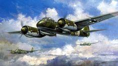 Junkers Ju 88C-6 (Tamiya box art)