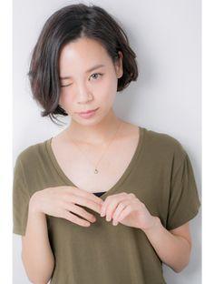 ユーフォリア(Euphoria SHIBUYA GRANDE)【Euphoria】首ラインの綺麗な大人ショートボブ☆