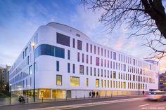 PRD Office Building / Fassio-Viaud Architectes